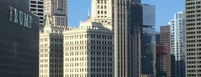 Renaissance Chicago Downtown Hotel is one of Orte, die John gefallen.