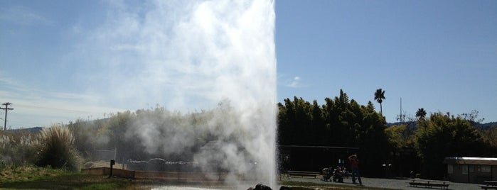 Old Faithful Geyser of California is one of Wine Trip.