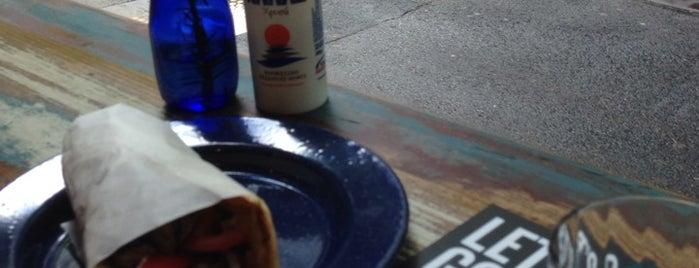 Kalamaki Greek Street Food is one of UberEATS Melbourne.