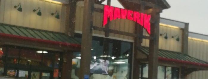 Maverik Adventures First Stop is one of Lieux qui ont plu à Bryan.