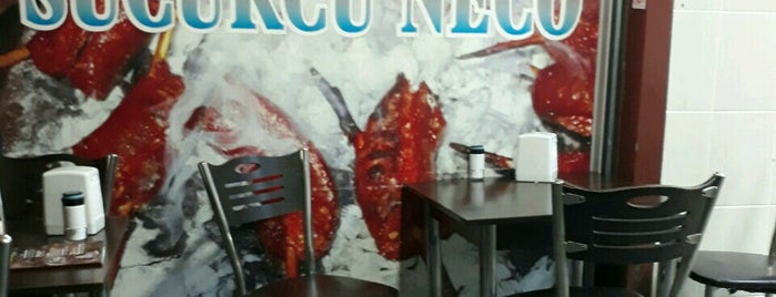 Sucukcu Neco is one of İstanbul Eateres.