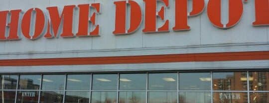 The Home Depot is one of Nui's Liked Places.
