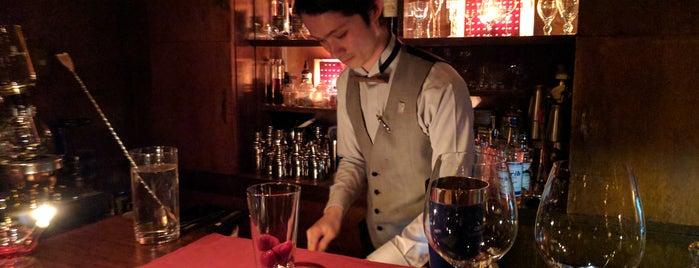 Bar & Cafe codename MIXOLOGY AKASAKA is one of Tokyo Cocktail Bars.