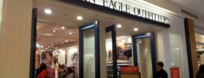 AEO & Aerie Store - Closed is one of ΔΕΛΘΧΕ.