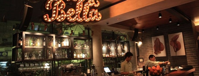 Ocha & Bella is one of Jakarta restaurant.