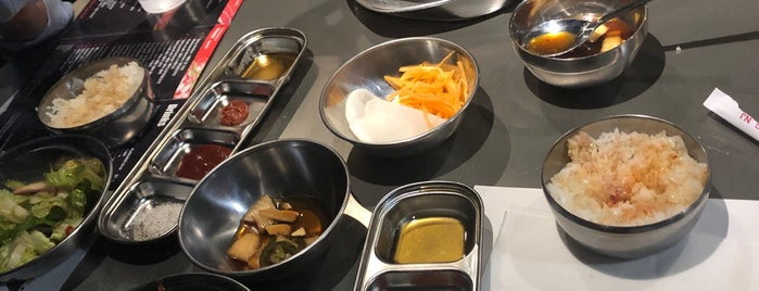 O2 Korean BBQ is one of Locais salvos de Lindsey.