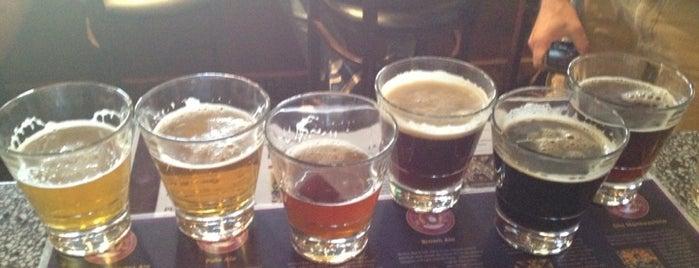 Nimbus American Bistro & Brewery is one of Phoenix-area craft breweries.
