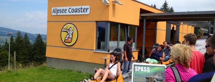 Alpsee Coaster is one of Best Places.