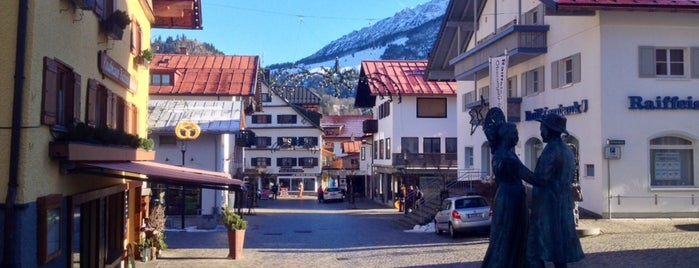 Bad Hindelang is one of Winter Ski Destinations in Europe.