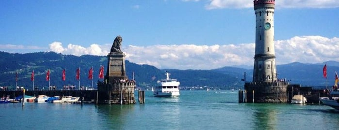 Lindau is one of The Ultimate To Do List.