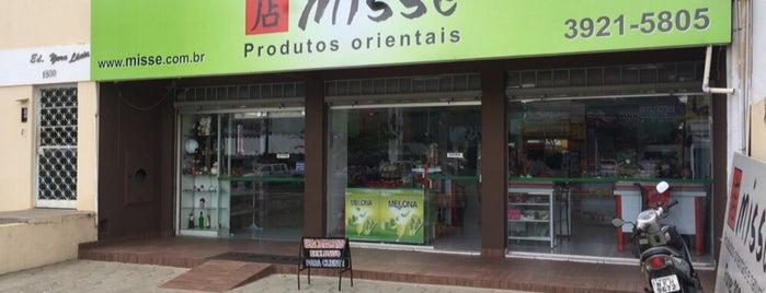 Missê Produtos Orientais E Naturais is one of Orte, die Clau gefallen.