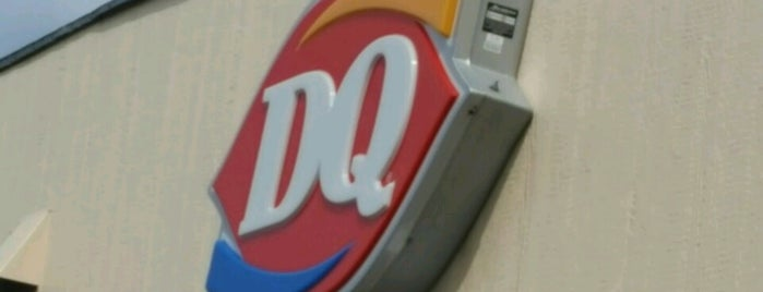Dairy Queen is one of Lugares favoritos de Rob.