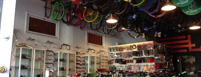 LA Brakeless is one of SoCal Shops, Art, Attractions.