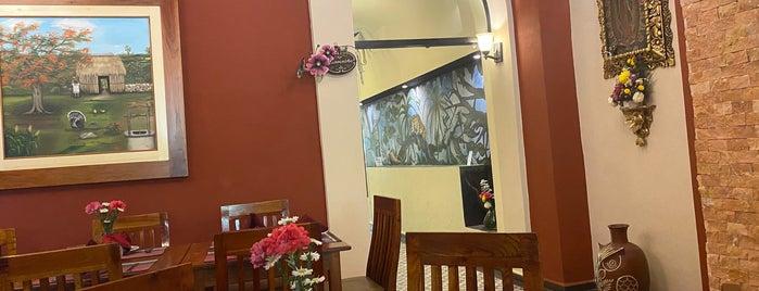 El Atrio del Mayab is one of Restaurant To-Do List 2.