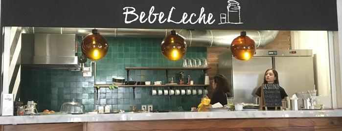 Bebeleche is one of Locais curtidos por Guillermo.