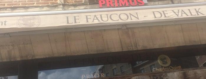 De Valk / Le Faucon is one of Nederlands in Brussel.