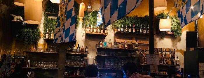 Berliner Wunderbar is one of Paris.