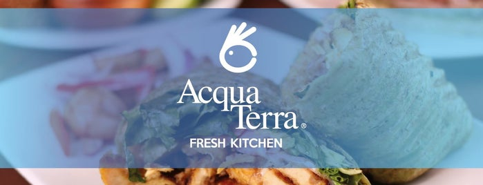 Acqua Terra México is one of Locais curtidos por Angeles.