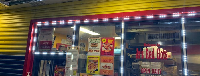 Jr's Red Hots is one of Cheap Eats!.
