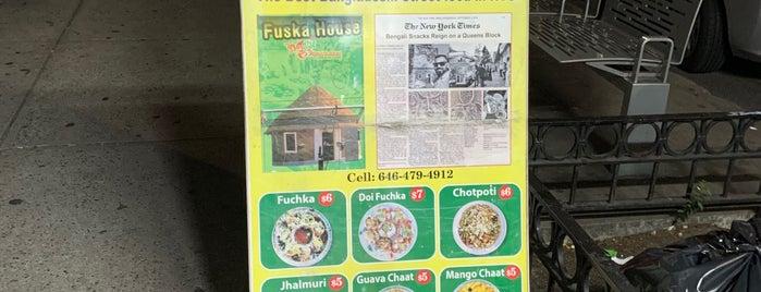 Fuska House is one of Elmhurst / Jackson Heights / Flushing / Queens.