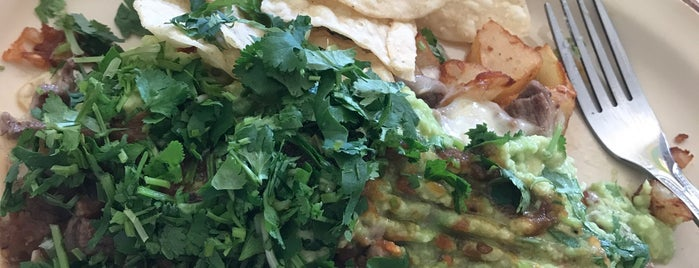 Tacos El Tizon is one of Erykaさんのお気に入りスポット.