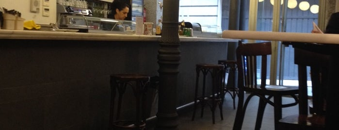 Café Abaco is one of Lieux qui ont plu à Rocio.