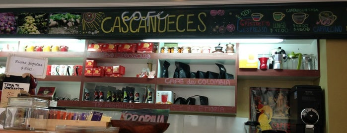Cafetería Cascanueces is one of si o si.
