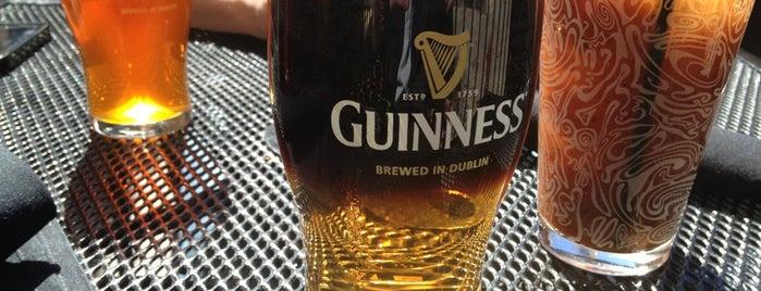 The Auld Dubliner Irish Pub is one of สถานที่ที่ Vince ถูกใจ.
