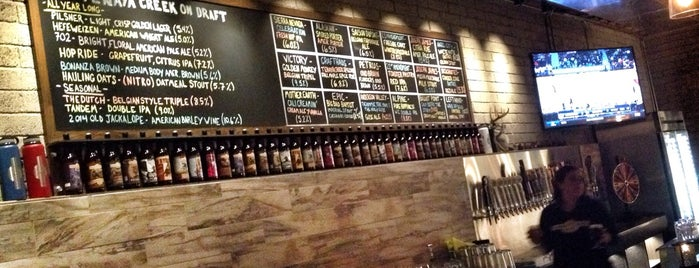 Tenaya Creek Brewery is one of Locais curtidos por Nich.