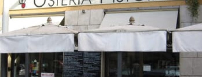Osteria Pistoia is one of Rome.