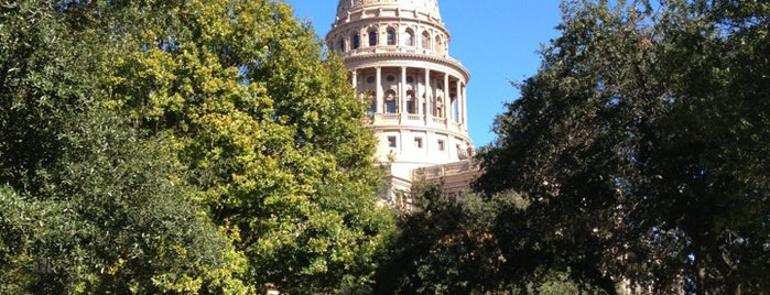 Texas Capitol Grounds is one of Do: Austin.