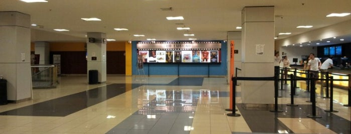 UCI Cinemas is one of Ranna 님이 좋아한 장소.
