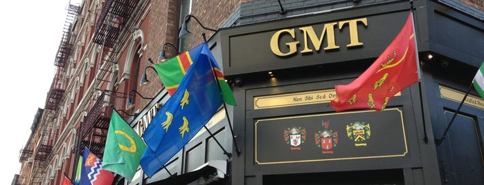 GMT Tavern is one of Bars.