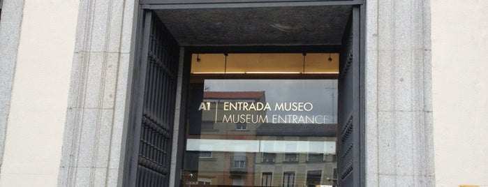 Museo Reina Sofia - Jardines is one of Madrid-Tips.