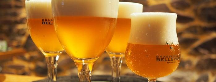 Brasserie de Bellevaux is one of Beer / Belgian Breweries (2/2).