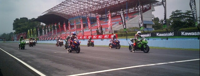Sentul International Circuit is one of Indonesia.