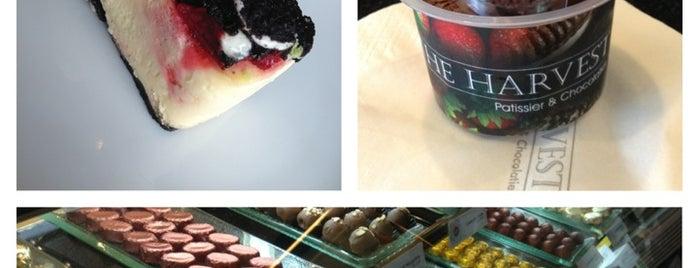 The Harvest - Patissier & Chocolatier is one of Posti che sono piaciuti a Erin.