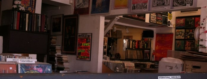 Grooves is one of Record Shops.