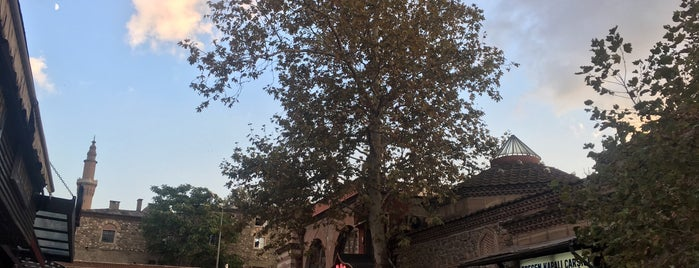 İvazpaşa Camii is one of Osmangazi | Spiritüel Merkezler.