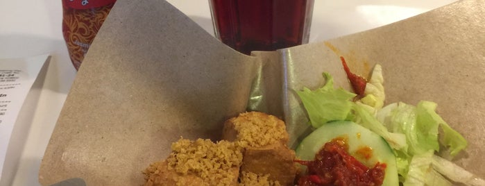 Indo Express (Original Indonesian Taste) is one of Micheenli Guide: Nasi Ayam Penyet/Goreng in SG.