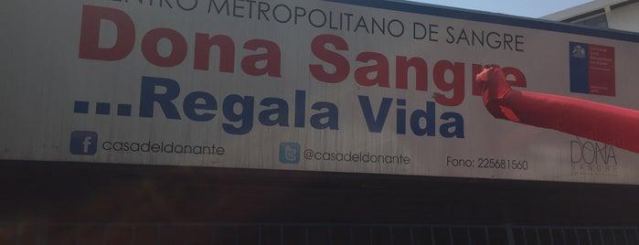 Casa del Donante de Sangre is one of Orte, die Daniel gefallen.
