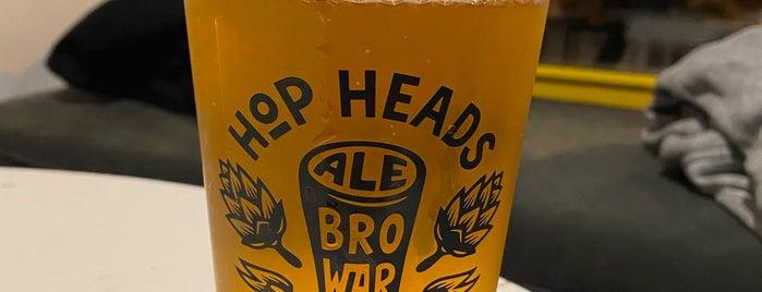 AleBrowar is one of Wroclaw Beer.