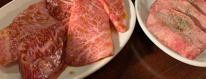 大幸園 立川店 is one of 焼肉大好き.