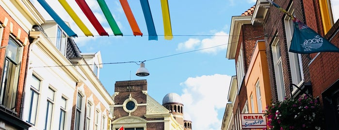 Folkingestraat is one of Groningen.