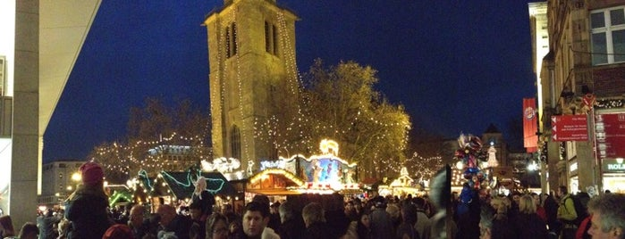 Dortmunder Weihnachtsmarkt is one of Locais curtidos por Michael.