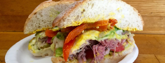 Geoff's Superlative Sandwiches is one of A State-by-State Guide to Sandwich Heaven.