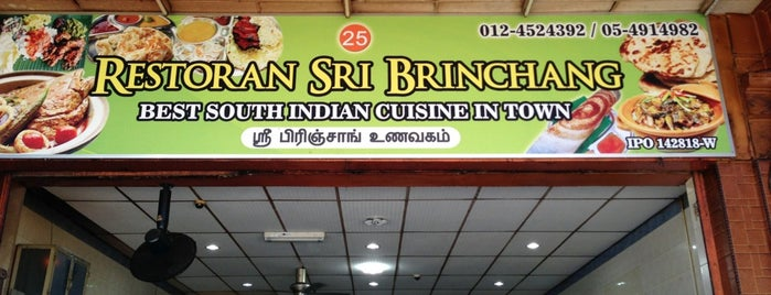 Restoran Sri Brinchang is one of Authentic Local Food And Drinks Around The World.