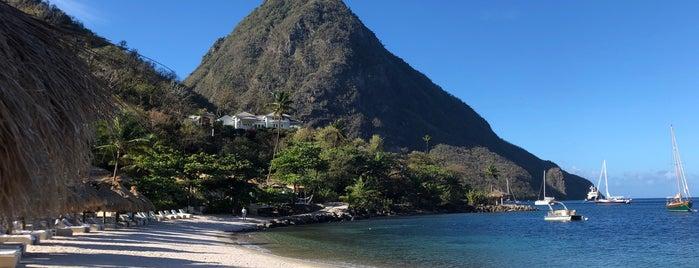 Sugar Beach is one of 🛳.