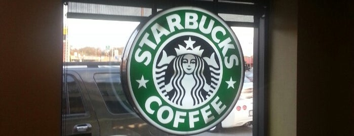 Starbucks is one of Terryさんのお気に入りスポット.