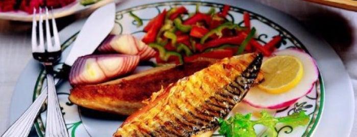 Foçalı Balık Restaurant is one of Balık Restoranları.